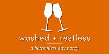 Washed & Restless: Summer Finale tickets
