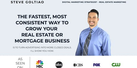 How to Generate Real Estate Leads With Facebook Ads! tickets