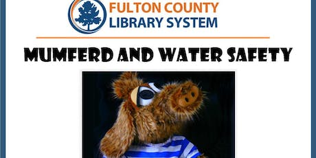 Mumferd Learns About Water Safety tickets