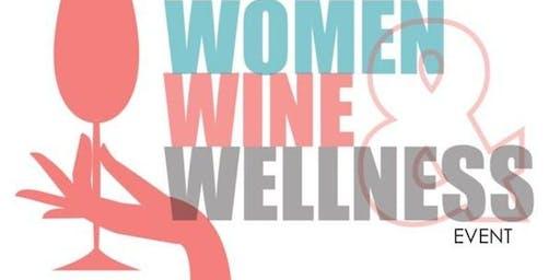 Women Wine and Wellness Sip & Shop