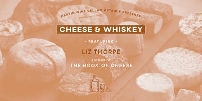 Cheese & Whiskey Tasting