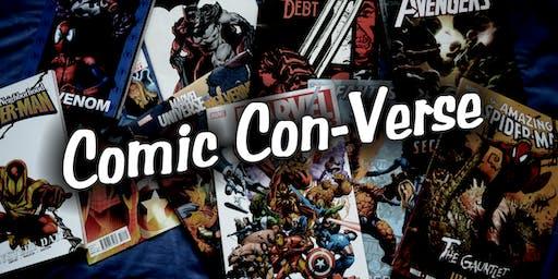 Comic Con-Verse
