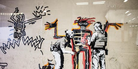 Explore London's world-class street art with Street View London tickets