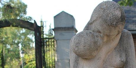 Visita  guiada gratuita Cementerio Civil de Madrid - Las mujeres del civil entradas