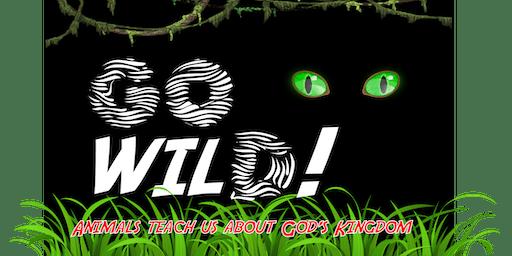 Go Wild! Day Camp