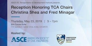 T&DI Presents TCA Board Chair Reception