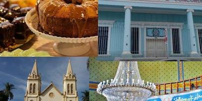 Tour Cultural: centro islâmico, igreja e loja maçonica em Jundiaí