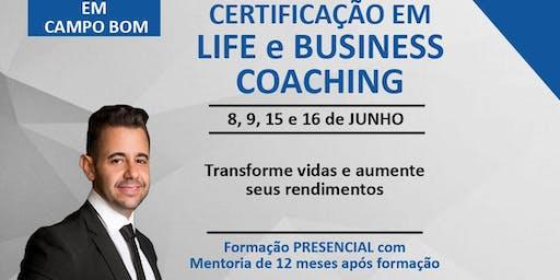 Certificação em Life e Business Coaching