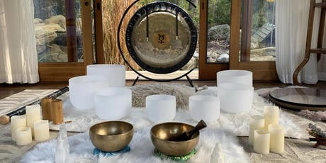 Sundays are for Soundbaths: Manifestation Soundbath tickets