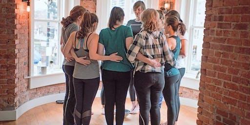 Dynamic Woman Circle: Wholeness