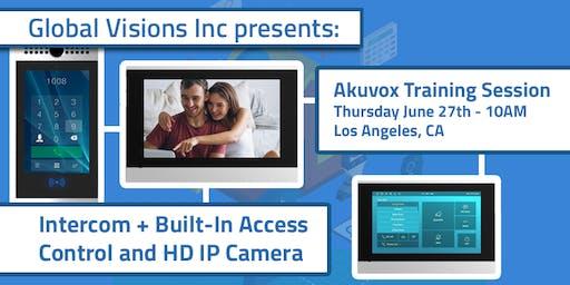 Akuvox | Training Session | Los Angeles