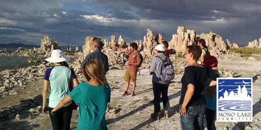 Mono Lake Sunset South Tufa Tour
