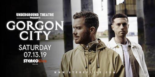 Underground Theatre Presents: Gorgon City - Dallas