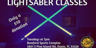 Lightsaber Classes