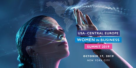 USA - Central Europe Women in Business Summit tickets