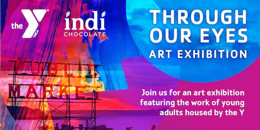 Through our Eyes: Young Adult Art Show