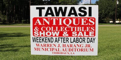 2019 TaWaSi Antiques and Vintage Show