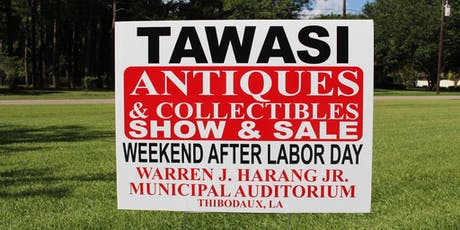 2019 TaWaSi Antiques and Vintage Show tickets