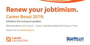 Career Boost 2019 Event Pass