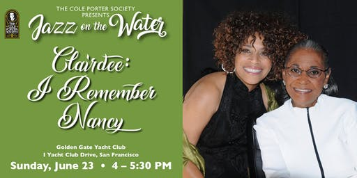 The Cole Porter Society Presents Clairdee's Tribute to Nancy Wilson.