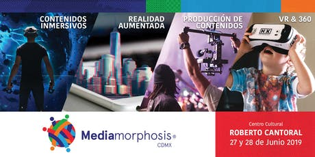 Mediamorphosis México 2019 boletos