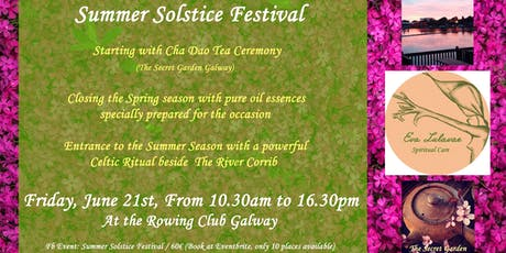 Summer Solstice Festival at the Rowing Club Galway tickets