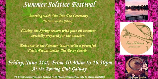 Summer Solstice Festival at the Rowing Club Galway