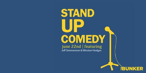 Stand Up Comedy at The Bunker Brewpub