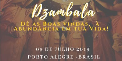 CERIMÔNIA  DE ABUNDÂNCIA  DZAMBALA COM DRUPON LAMA DORJE