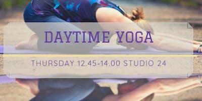 Yoga with Lis - Daytime Hatha Yoga Class