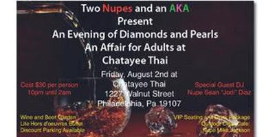 An Evening of Diamonds and Pearls: An Affair  for Adults