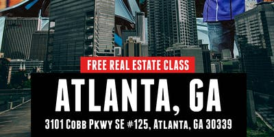 FREE REAL ESTATE CLASS IN ATLANTA, GA with Rico Smith of MadPaperCoaching.com