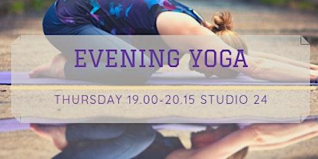 Yoga with Lis - Thursday Evening Hatha Yoga Class tickets