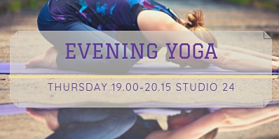 Yoga with Lis - Thursday Evening Hatha Yoga Class