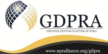 GDPRA June Member Meeting  tickets