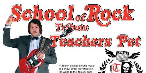 School of Rock Tribute Teachers Pet at The Crag Inn