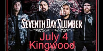 Seventh Day Slumber - Summer Rockfest Tour