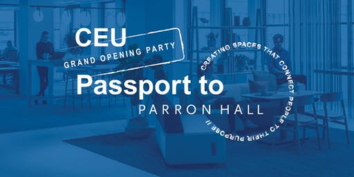 Working WELL Lunch CEU: Parron Hall Grand Opening Party