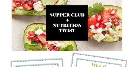 Deliciously Raw Supper Club tickets