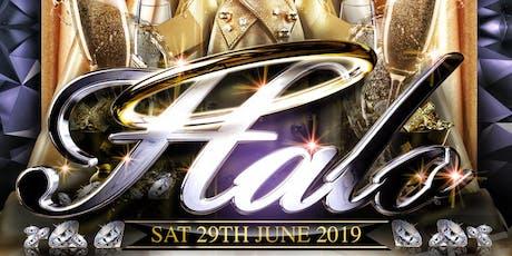 Halo - Bashment x Afrobeats x Hip Hop Party tickets