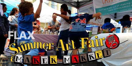 Alameda Summer Art Fair & Maker Market tickets