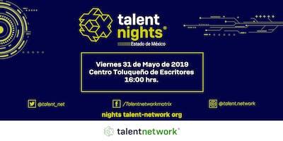 Talent Night Estado de México Mayo 2019