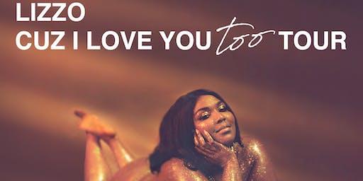 Lizzo - Cuz I Love You Too Tour 2019