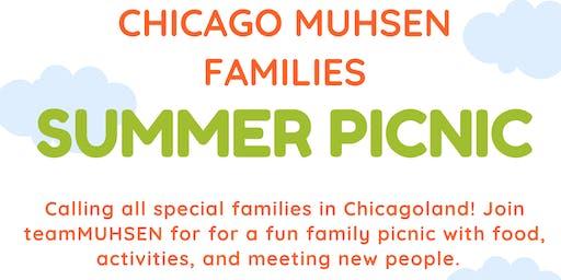Chicago MUHSEN Families Summer Picnic 2019