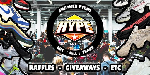 SW FL Hype™ Buy-Sell-Trade Sneaker/Clothing/Art/Networking Event