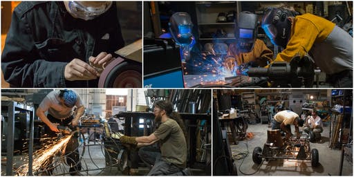 Intro to MIG welding with Fred Manke 7.16.19