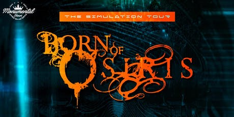 Born of Osiris tickets