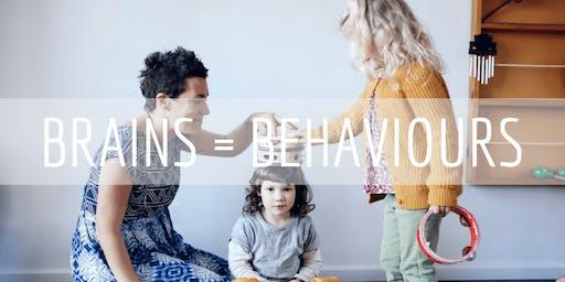 Allison Davies - Brains = Behaviours