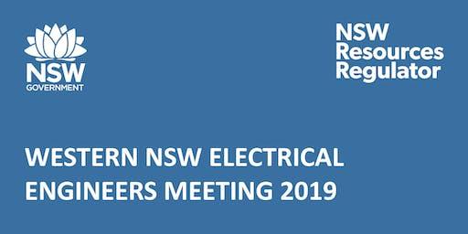 Western NSW Electrical Engineers Forum