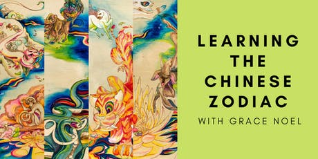 Learning The Chinese Zodiac & Collage Creation tickets